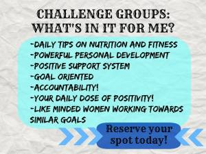 Beachbody Challenge Groups