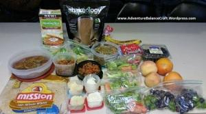 Week 7 Meal Prep