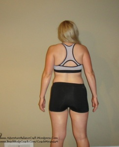 Results Blog - Back Arms Down After