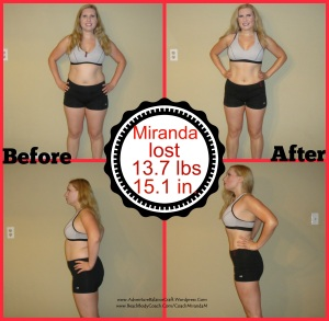 Results Blog - PiYo Before and After With Weight Loss
