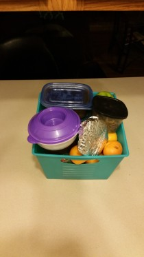 Container for Meal Prep