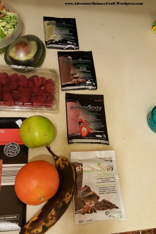 shakeology meal prep 1.18