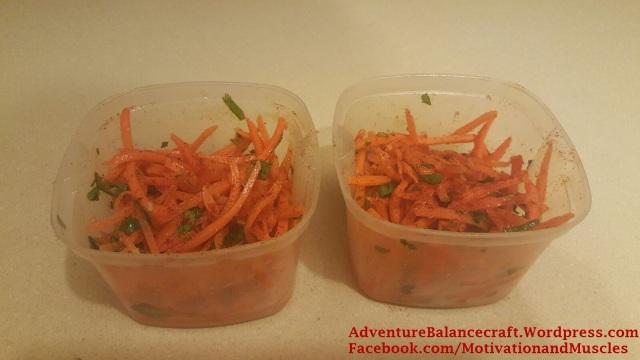 moroccan carrot sald 5