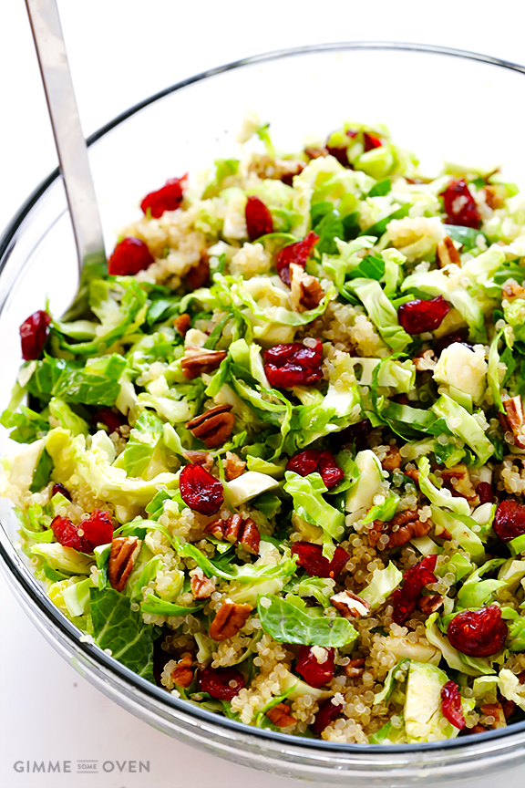 Brussels-Sprouts-and-Cranberry-Salad-4